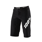 100% R-Core X Shorts Black