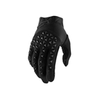 100% Airmatic Glove Black/Charcoal