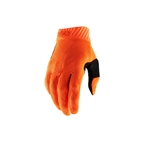 100% Ridefit Glove Fluo Orange/Black