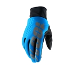 100% Hydromatic Waterproof Brisker Glove Blue