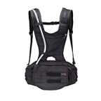 Henty Enduro Backpack with 3L Bladder Black