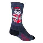 Sockguy Sleigh Limited Edition Wool Crew Socks