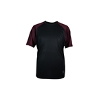 Royal Racing Heritage SS Jersey Black/Red