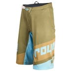 Royal Racing Victory Race Shorts Olive/Light Blue