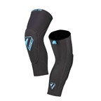 7iDP Sam Hill Lite Elbow Armor Black
