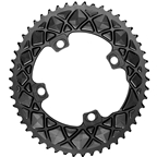 Absolute Black FSA ABS Oval Chainrings 4&5x110BCD 53T - Black