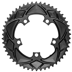 Absolute Black Round Chainring 5x110BCD 50T - Black