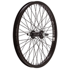 "Gusset Black Dog 20"" Front Wheel 14mm 48h"