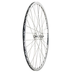 Halo Retro Front Wheel, 32h - Polished Silver