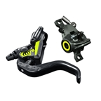 Magura MT8 SL Carbon Disc Brake* PM F or R Carbon/Yellow