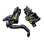 Magura MT7 Pro Carbon Disc Brake Post Mount Front or R Rear Carbon/Yellow