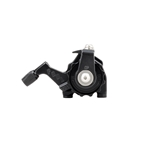 Paul Components Klamper Flat Mount Disc Caliper Short-Pull Black