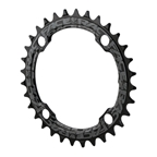 Race Face Narrow Wide Chainring 104BCD 32T - Black