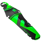 Rie:sel Design Standard Sized Rear Fender Green
