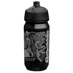 Rie:sel Design Sport Bottle Stickerbomb Ultra Black