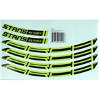 "Stan's MK3 Decal Kit 29"" Arch - Green"