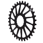 ShiftUp Engineering Spiderless Cinch Direct Mount Chainring 34T - Black