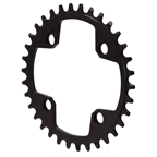 Wolf Tooth Components 4x94 Chainring 94BCD 34T - Black