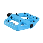 Crank Brothers Stamp 1 Small Platform Pedals Blue