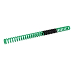 Fox Shox Coil Spring 45 lb/In Green 2012 40