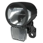 Herrmans H-Black MR8 E-Bike LED Head Light Black