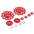 Kogel Bearings Not for Instagram Derailleur Pulleys 11sp - Red