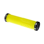 Ritchey WCS TrueGrip x Locking Grips 130mm Yellow