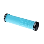 Ritchey WCS TrueGrip x Locking Grips 130mm Sky Blue