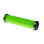 Ritchey WCS TrueGrip x Locking Grips 130mm Green