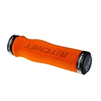 Ritchey WCS Mtn Locking Grips 130mm Orange