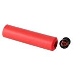 Red Monkey KäRv 9.5mm Thick/36mm Dia Silicone Gripset Red