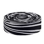 Supacaz Suave Silicone Gel Bar Tape Zebra