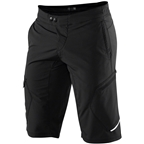 100% Ridecamp Youth Short: Black