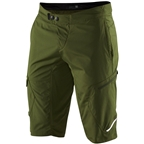 100% Ridecamp Men's Short: Fatigue