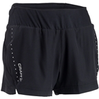 Craft Essential 5 Women's Short: Black