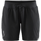 Craft Essential 7 Women's Short: Black