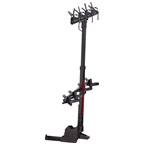 "Yakima Hangover Hitch Bike Rack - 4-Bike, 2"" Receiver, Black"