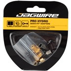 Jagwire Pro Disc Brake Hydraulic Hose Quick-Fit Adaptor for Shimano Dura Ace R9120, Ultegra R8020