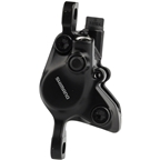 Shimano BR-MT200 Replacement Post-Mount Caliper Disc Brake with Resin Pad, Black