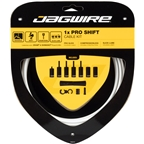 Jagwire 1x Pro Shift Kit Road/Mountain SRAM/Shimano, White