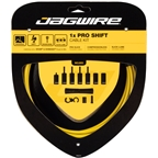 Jagwire 1x Pro Shift Kit Road/Mountain SRAM/Shimano, Yellow
