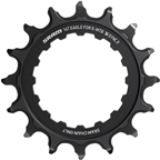 SRAM 16t Bosch Direct Mount 11/12-Speed X-Sync2 Eagle Chainring, Black