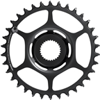 SRAM 34t Bosch Direct Mount 11/12-Speed X-Sync2 Eagle Chainring, Black