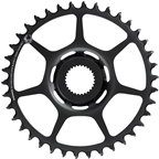 SRAM 38t Bosch Direct Mount 11/12-Speed X-Sync2 Eagle Chainring, Black