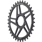 Wolf Tooth 34t Alloy Super Boost + Shimano Direct-Mount Chainring for Shimano 12-Speed, requires Hyperglide+ compatible chain