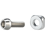 Shimano M5 x 15mm Braze-on Front Derailleur Bolt and Washer
