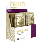 Nuun Endurance Hydration Drink Mix: Mixed Berry, Box of 12 Single Serving Sleeves