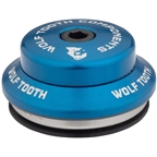 Wolf Tooth IS41/28.6 Upper Headset 7mm Stack Blue