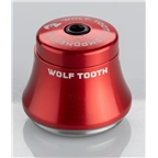 Wolf Tooth IS41/28.6 Upper Headset 25mm Stack Red
