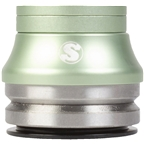 Sunday Integrated Conical Headset Anodized Matte Celery